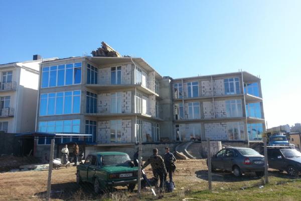 Mini pansiyon, Nikolaevka, 2013